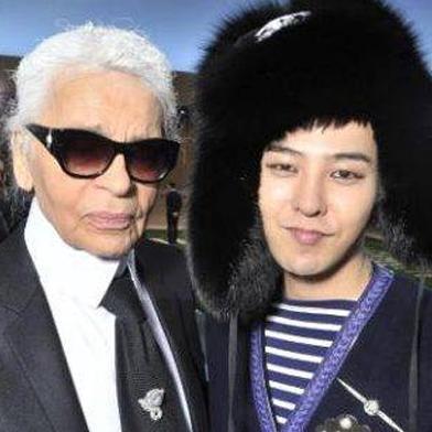 G-Dragon xuất hiện  sang chảnh  tại show diễn thời trang hàng hiệu