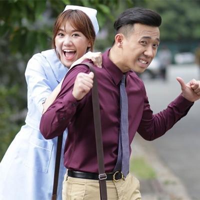 Hari Won:  Tình cảm với Trấn Thành không phải chiêu trò PR
