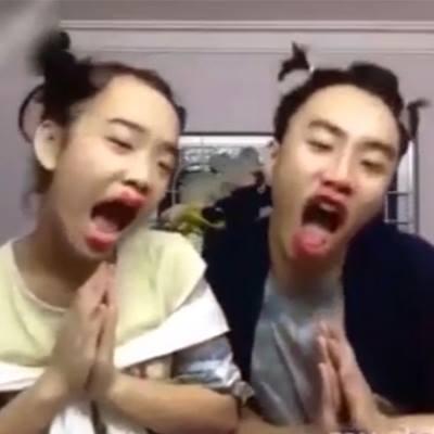 Cặp đôi anh em  bá đạo  chuyên hát nhép  dậy sóng  cộng đồng mạng