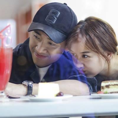 Cùng nhìn lại những giây phút  tình tứ  của Trấn Thành - Hari Won