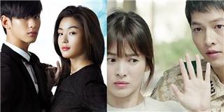 Những cặp đôi  chị em  trong phim Hàn khiến dân mạng mê mệt