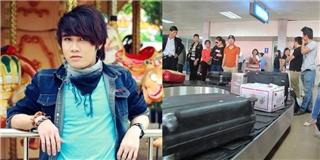 Huỳnh Lập tiết lộ những điều cực  shock  về hành lí tại sân bay
