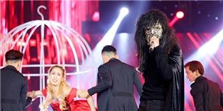 Soobin Hoàng Sơn  biến hình  thành quái thú trên sóng truyền hình