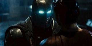 Batman đại chiến Siêu nhân  tung cảnh quay chiến đấu siêu hoành tráng