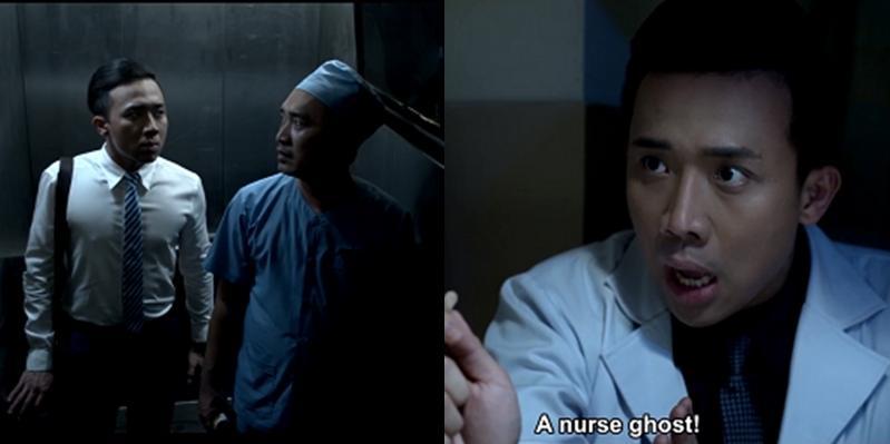 """Nhìn lại hình ảnh Trấn Thành hóa """"bác sĩ nhát gan"""" nhất Bệnh viện ma"""