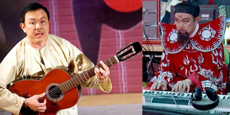 Danh hài Chí Tài tâm sự nhớ nghề nhạc công
