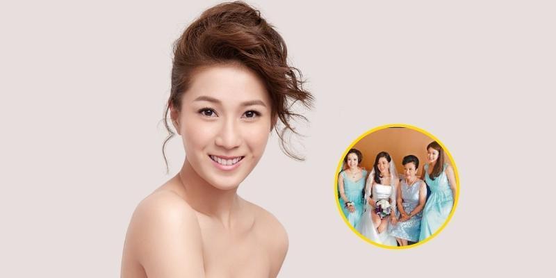 Hoa đán TVB Chung Gia Hân bất ngờ đi lấy chồng khiến fan bị sốc