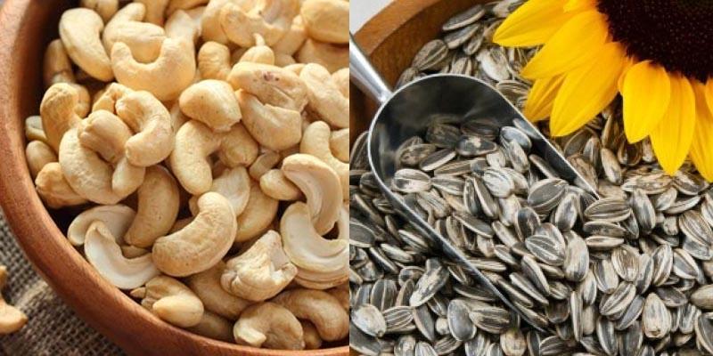 Lợi ích và tác hại của 3 loại hạt được yêu thích nhất ngày Tết