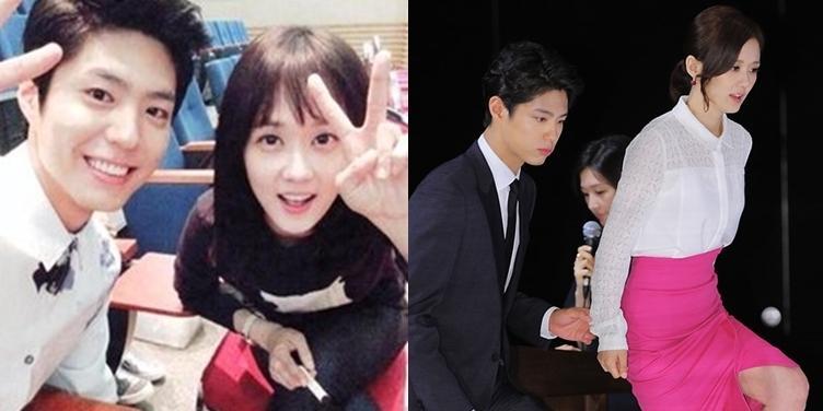 Park Bo Gum vướng tin đồn hẹn hò với đàn chị Jang Nara