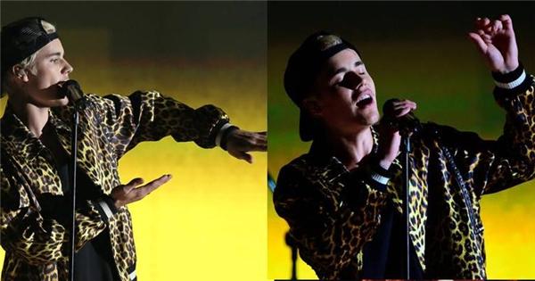 Justin Bieber trở thành nạn nhân của Grammy 2016