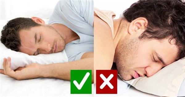 Những tư thế ngủ trong khi say 'hại người' cần tránh