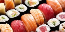 Nguy hiểm tiềm ẩn khiến 'tín đồ' sushi phải giật mình