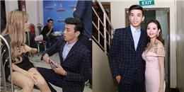 Trang Pháp ngã quỵ, Thuận Nguyễn lịch lãm tái xuất bên Minh Hằng