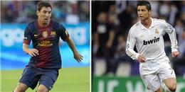 Điểm tin ngày 26/03: 'Ronaldo chưa đủ tầm để so sánh với Messi'