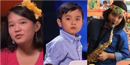 Những thần đồng âm nhạc gốc Việt khiến thế giới ngỡ ngàng