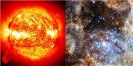 Công bố chùm sao sáng nhất vũ trụ: sáng gấp 30 triệu lần Mặt trời!