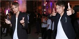 Fan 'đổ rầm' trước hành động 'bắn tim' cực yêu của Soobin Hoàng Sơn