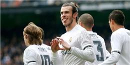 """Nóng: Vượt Ronaldo, Bale là """"ông hoàng"""" lương bổng của Real"""