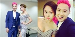 Thanh Duy, Lan Phương ngẫu hứng MC khiến fan