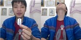 Lật tẩy bí ẩn về màn ảo thuật nuốt dao lam kinh dị