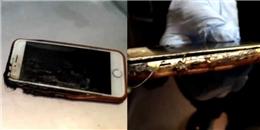 """iPhone bốc cháy trên máy bay, hành khách """"hồn vía lên mây"""""""