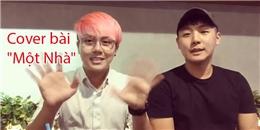 Duy Khánh bắt tay 'hot boy' Hàn cover 'Một Nhà'