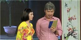 Tiến Luật ra tay 'dạy dỗ' Thu Trang học hành
