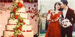 Lộ diện clip đám cưới của Nam Cường và nữ sinh ngân hàng