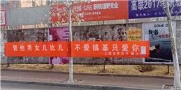 Những khẩu hiệu 'bá đạo' mừng 'Quốc tế con gái' của nam sinh