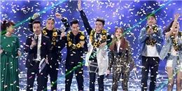 Chiến thắng áp đảo, Noo Phước Thịnh xuất sắc đoạt ngôi quán quân