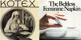 Lạ lùng những cách đối phó với ngày đèn đỏ của phụ nữ xưa