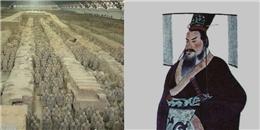 Bí ẩn chưa có lời giải quanh lăng mộ Tần Thủy Hoàng