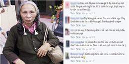 Cư dân mạng tranh cãi nảy lửa về mái tóc xoăn của cụ bà bán kẹo
