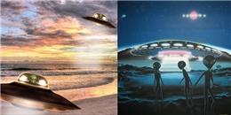 """Tiết lộ: UFO đã từng """"đóng quân"""" và lui tới Trái đất như 'đi chợ'?"""