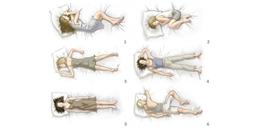 Tính cách thật sự của bạn sẽ được phản ánh qua tư thế ngủ