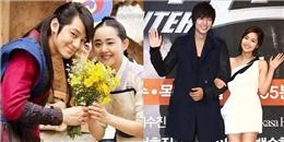 Cặp đôi 'phim giả tình thật' phim Hàn: Người hạnh phúc, kẻ chia li