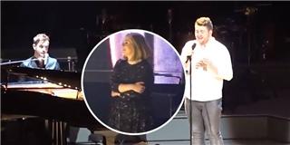 Tới Adele cũng phải bất ngờ vì giọng hát của 2 chàng trai này