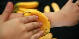 """Những cách tận dụng """"vi diệu"""" của chuối - thần dược trái cây"""