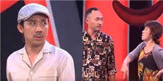 Màn đối đầu không đỡ nổi của Trấn Thành với vợ chồng Thu Trang - Tiến Luật