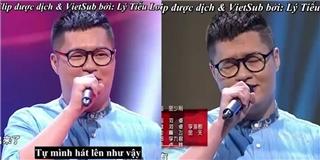 Bất ngờ với giọng hát của chàng trai bán phân bón đi thi The Voice