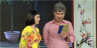 Tiến Luật ra tay  dạy dỗ  Thu Trang học hành