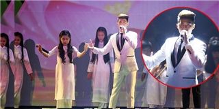 Noo Phước Thịnh hát  Tình ca , đe dọa ngôi vô địch The Remix