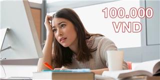 Bí kíp sống qua ngày cuối tháng chỉ với 100 nghìn phải học ngay