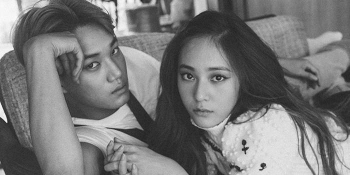 Cư dân mạng phát hiện bằng chứng Kai (EXO) hẹn hò Krystal (f(x))