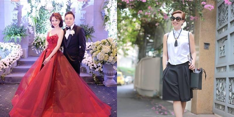 """Đinh Ngọc Diệp từng bị """"fan cuồng"""" hành hạ trước ngày cưới"""