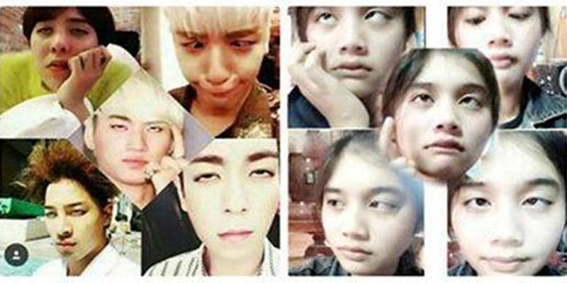 """BigBang """"cười ra nước mắt"""" với loạt ảnh cover của VIPs Việt"""