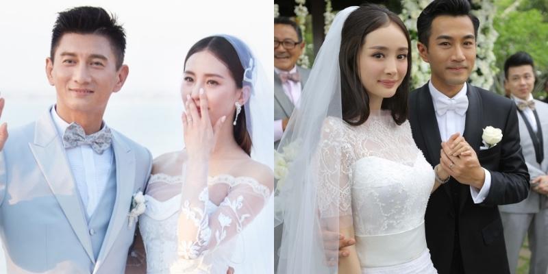 """Những cặp đôi """"vợ trẻ chồng già"""" hot nhất Hoa ngữ"""