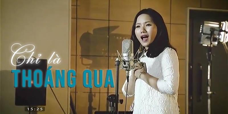 """Thùy Chi tung """"hit"""" mới, khoe khả năng hát live khủng"""