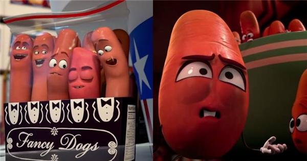 Xuất hiện phim hoạt hình người lớn về tất tần tật các loại... xúc xích