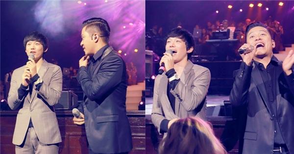 Tuấn Hưng bất ngờ mời fan Hàn Quốc song ca trong liveshow